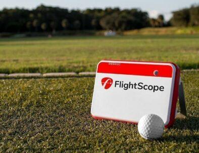 FlightScope Mevo Plus Portable Launch Monitor Golf Simulator